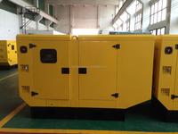 50HZ 1500KVA air cooled diesel engine generator set