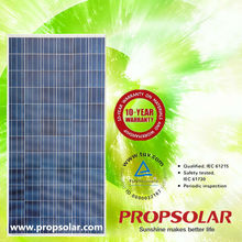 25 years warranty 280watts solar panel price