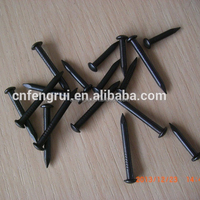 Factory direct high quality black /blue concrete nails with best price