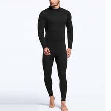 High quality 100% waterproof neoprene fabric scuba diving suit quick dry surfing men wetsuits