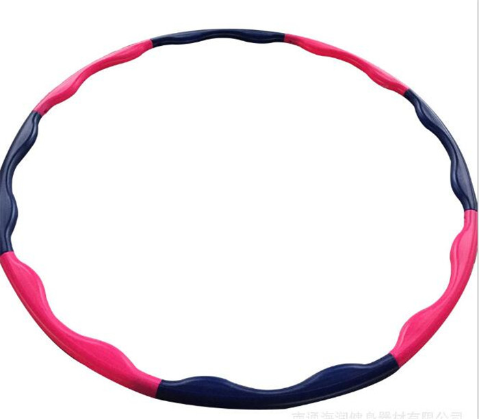 Fitness Exercise Hula Hoop 2 Pound Weighted Hula Hoop Hot Fitness Workouts