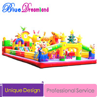 air inflatable jumping castles adventure inflatable slide air playground