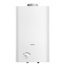 Russia, Ukraine, Kazakhstan 10L,12L NG Gas Geysers Low Water Pressure Instant Gas Water Heater