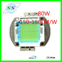 LED light source 150lm/W high Power Bridgelux Led Chip 80W
