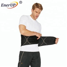 elastic sports back brace support belt for heavy lifting