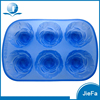 2015 Hottest Selling Fashionable Silicone Cup Cake Mold