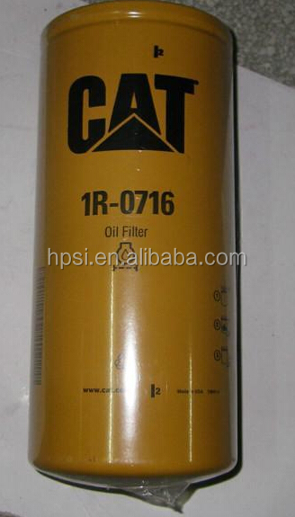 Engine parts generator oil filter 1R-0716