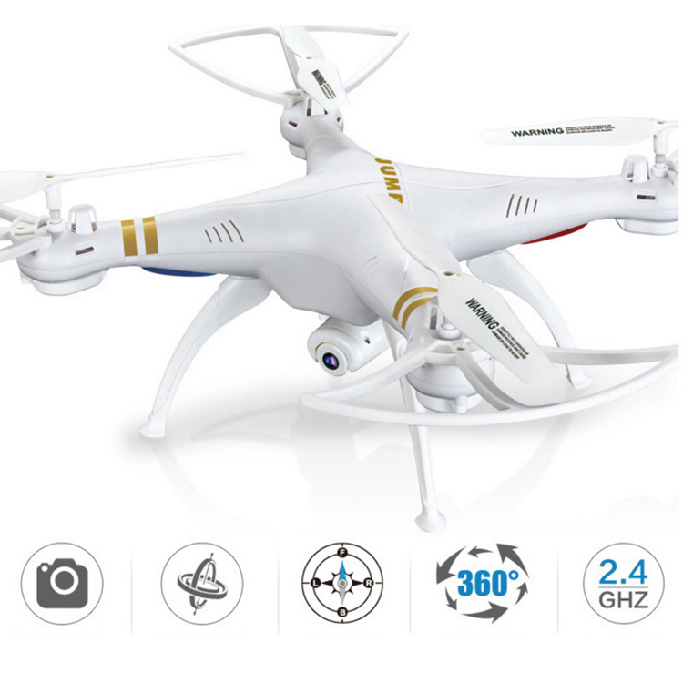 Helicopter Toys 2.4G Headless Mode flying camera WIFI FPV Go Drone