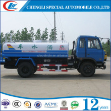 Dongfeng 4*2 10T Water bowser Truck for sale