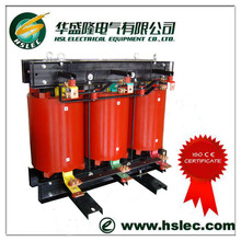11kv Cast Resin Insulated Dry Type Distribution Transformer 1500kva