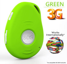 WCDMA kids Tracker Fall detection for Personal gps tracker chip para personas y mascotas travel