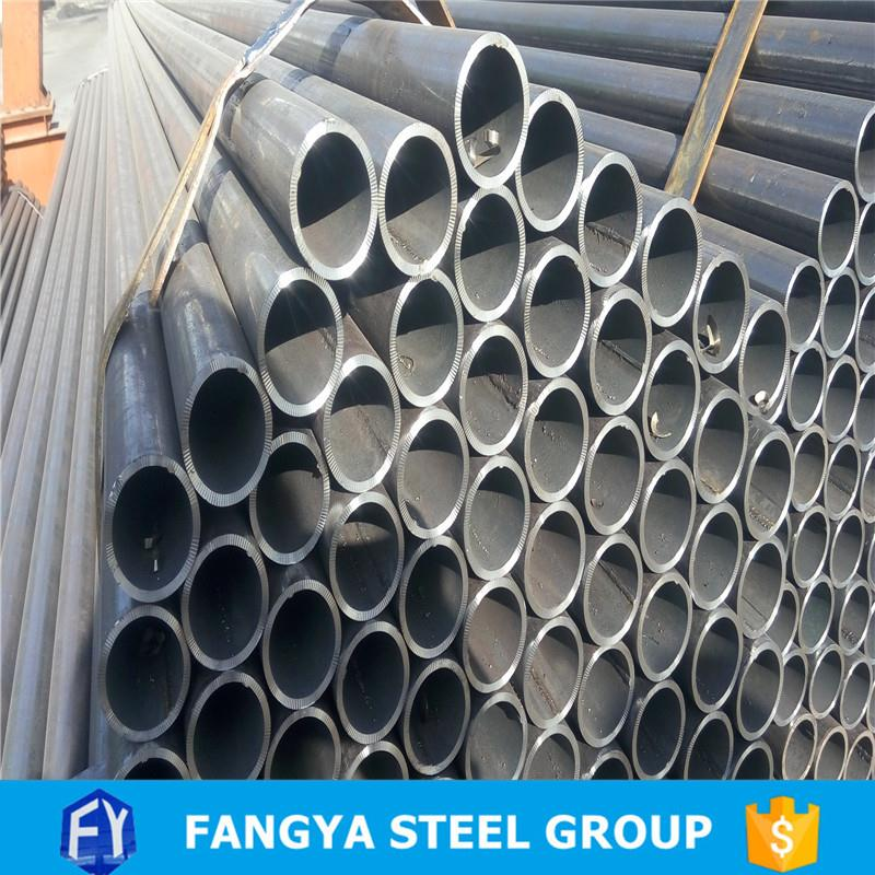 In Stock ! pipe specification astm a53 b erw black steel pipe