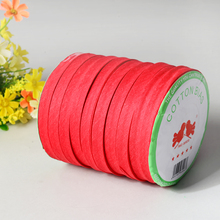 Single Fold 1/2'' Bias Binding Tape 100% Cotton Material For Wholesale