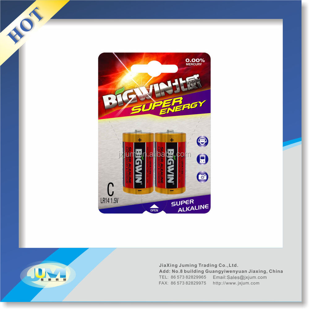 c r14 alkaline battery