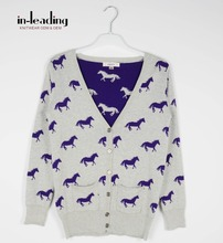 women's sweaters and cardigans Jacquard Knitwear