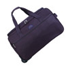 Outdoor sports gym roller wheeled duffle saddle travel bag, trolley team equipments gear ball weekend duffel travelling bag