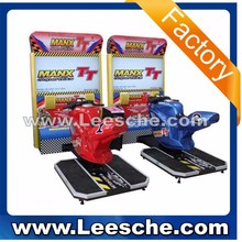 Games Equipment Two Players Arcade Video Motion Race Simulator