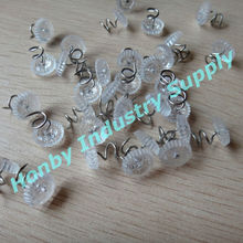 Upholstery Supply Nickel Plated 13mm Twisty Furniture Pin (In Stock,Fast Deliver)