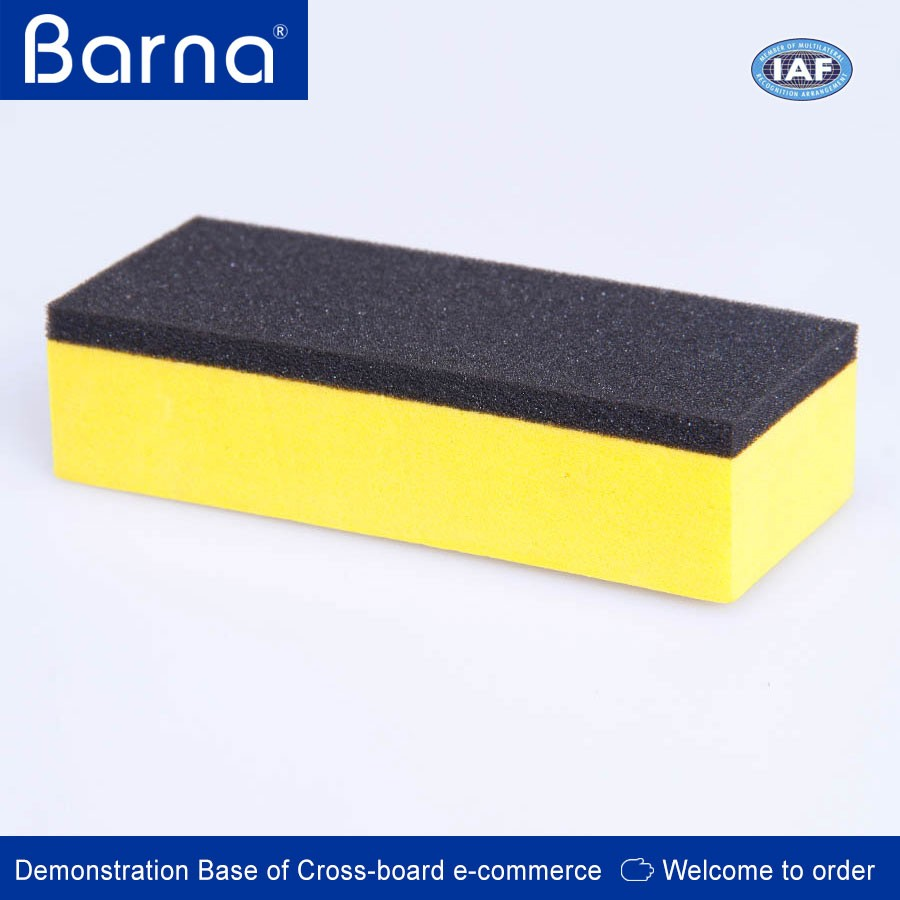 pollution free health care dish cleaner,odor free sponge foam wiper cleanser,colorful organic cleaning sponge block