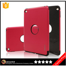 Hot Armor case for Apple iPad Mini 4 hybrid combo 2 in 1shockproof beautiful mobile phone back cover