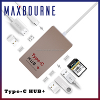 Multifunction 6 Ports Usb 3 1
