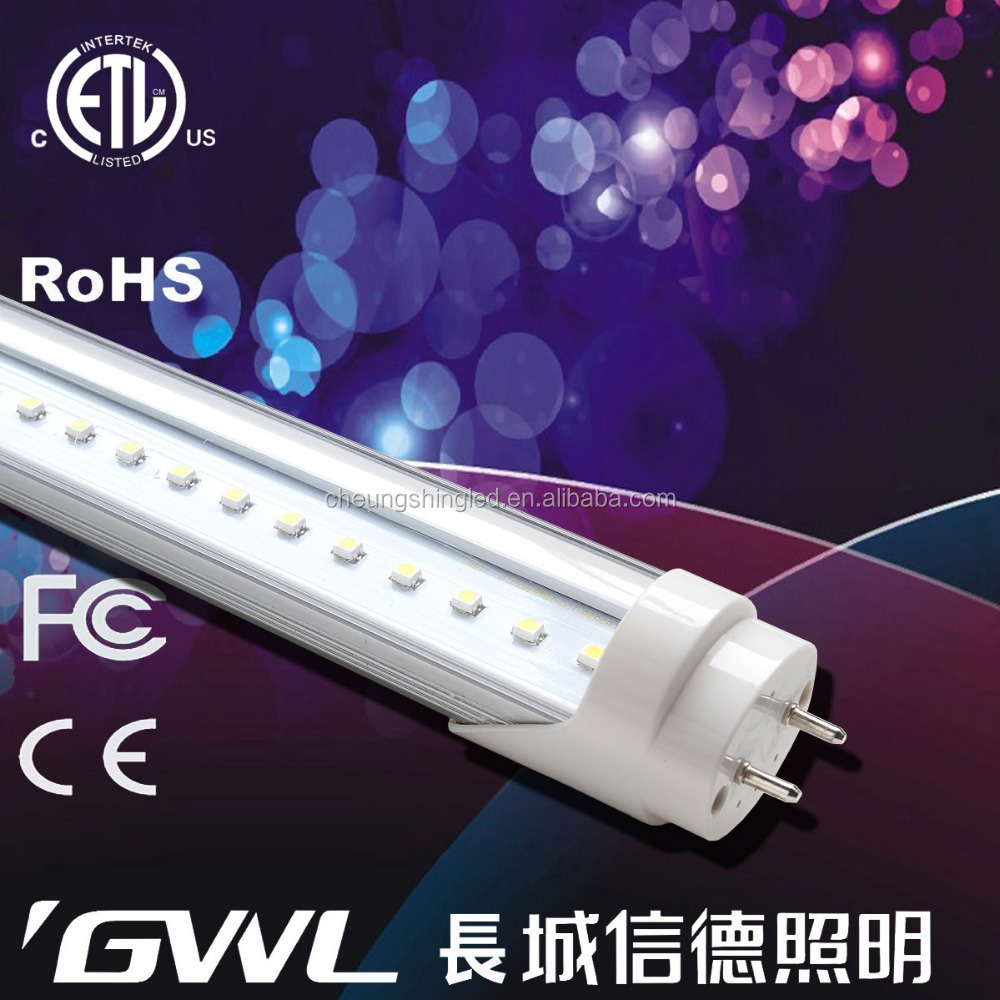 Top performance high brightness first rate 22watt led tube light t8
