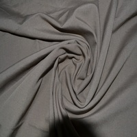 Factory price textile plain style polyester cotton blend fabric