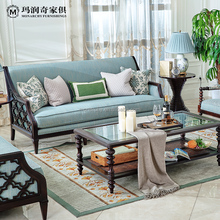 VQ162B-3 New product new model italy pictures of wooden sofa sets designs for living room