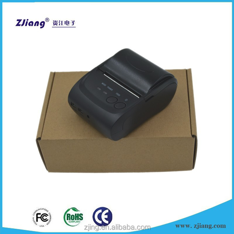 Cheap pos system android bluetooth mobile printer pos terminal from Zjiang