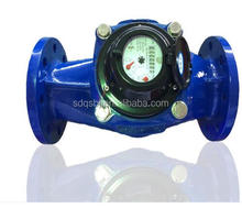 LXLC50-400E agriculture farming irrigation water flow meter