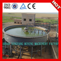 Mineral roller drive mining thickener in tailing, gold ore concentrating mining thickener machine for sale