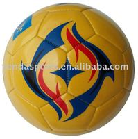 Glossy Surface High Quality Soccer Ball