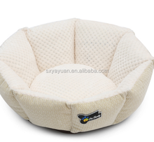 Luxury Buckingham Pet Bed/ European Style Pet Furniture/Beautiful High Quality Dog Cat Bed-