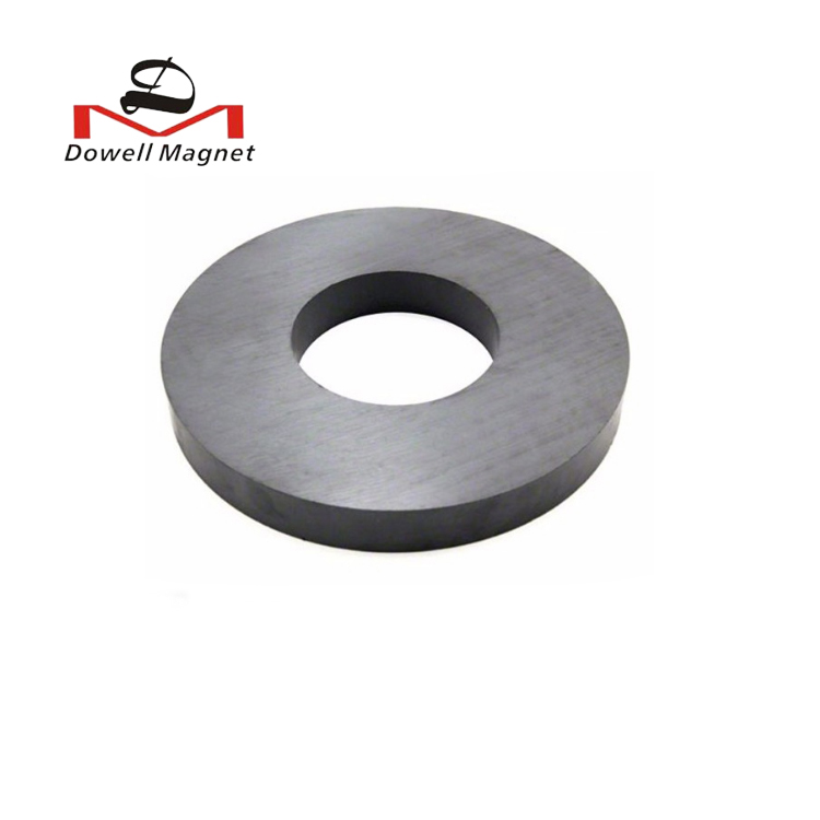 strong permanent ferrite magnet rotor