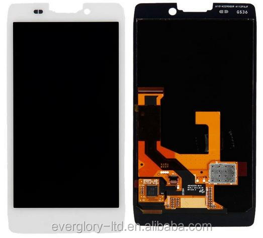 Alibaba China manufacturer new replacement LCD screen and touch screen digitizer assembly for Motorola Droid Razor XT912