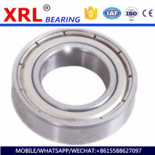high reliability low price steel pipe deep groove ball bearing 61940