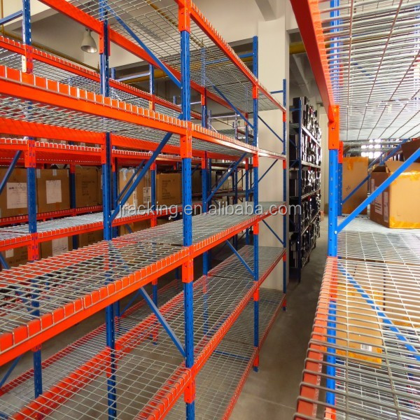 Jracking high quality warehouses economical meat cold storage room rack
