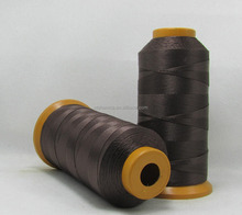 wholesale sewing supplies 100% polyamide weaving thread from Nantong