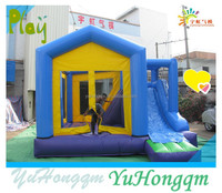 bounce slide superior quality cheap inflatable bounce house for kids wholesale