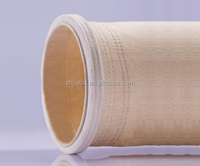 Strong Acid and Alkali Resistant PPS Nonwoven Dust Collector Filter Bag