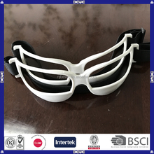 Free Mould Elastic Basketball Dribbling Aid Glasses