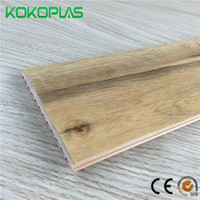 Waterproof Interlocking 9mm PVC Vinyl Flooring Plank