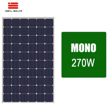 Chinese Best PV Supplier Ideal Monocrystalline Solar Panel 300W 290 w 285w 280 Watt 270watt PV Solar Panel Price