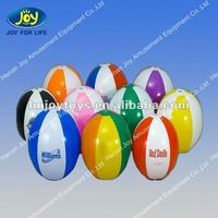 Colorful Beach Ball Inflatable /PVC Ball