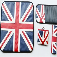 Hot Sell Promotional Custom Flag Car Seat Cover