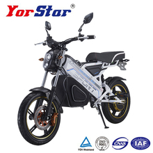 Powerful lithium battery electric motor bike