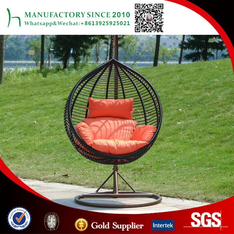 Round shape hammock swings jhoola outdoor swing sets for adults