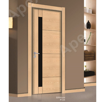 Pu strips fashion interior doors designs wood door for Wood door manufacturers