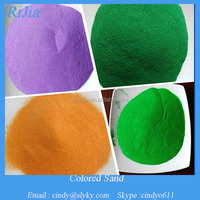 color sand for epoxy floor coating