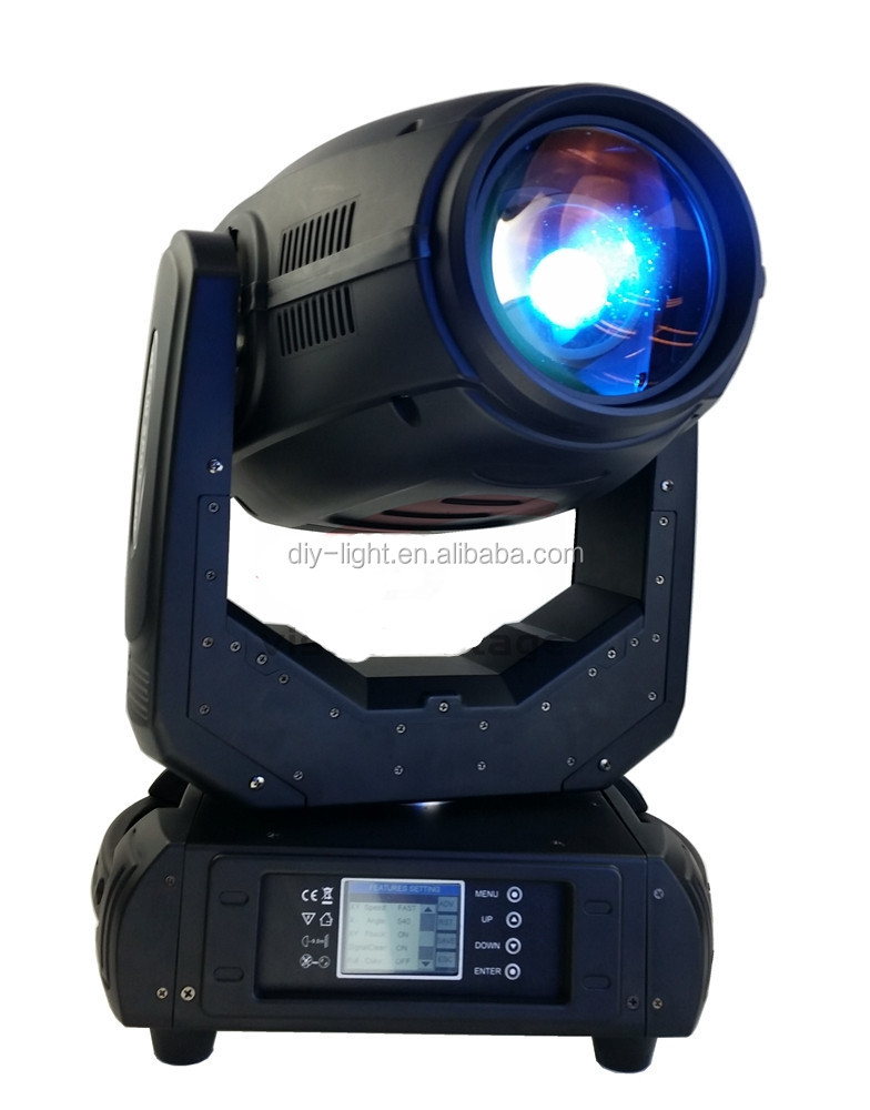 280W 3 in 1 10R Moving Head Light Wash + Spot + Beam
